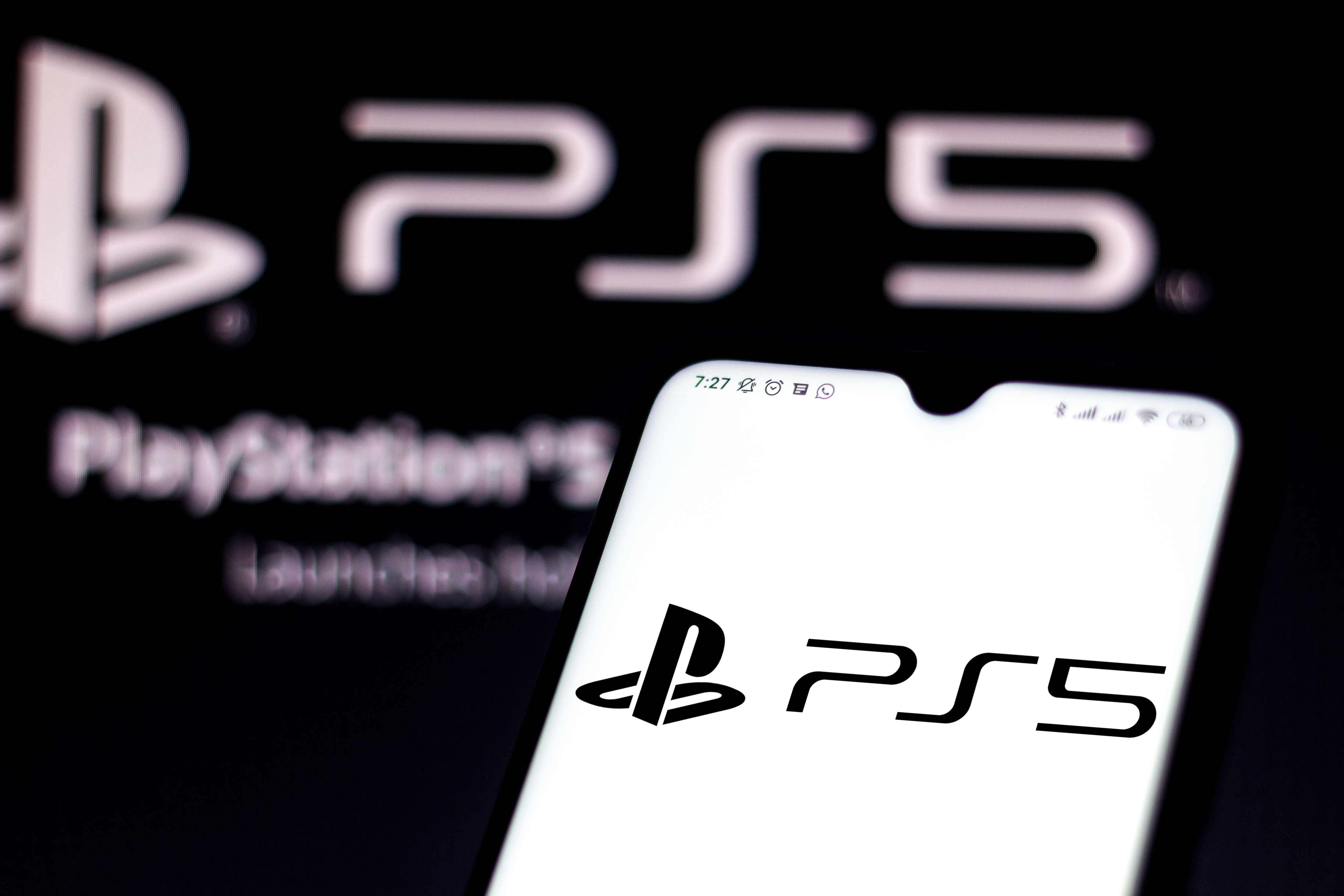Playstation 5 graphic