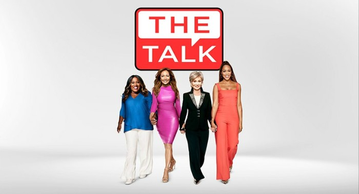 CBS The Talk Season 11