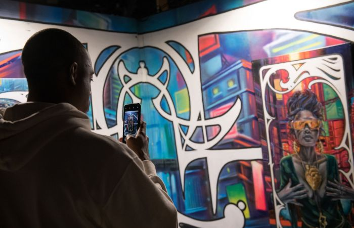 Jack Daniel's Art, Beats & Lyrics assets