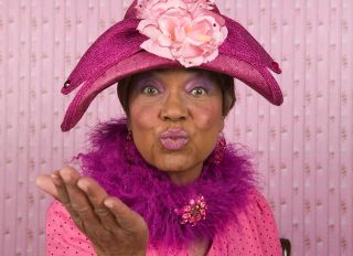 Older Black Woman