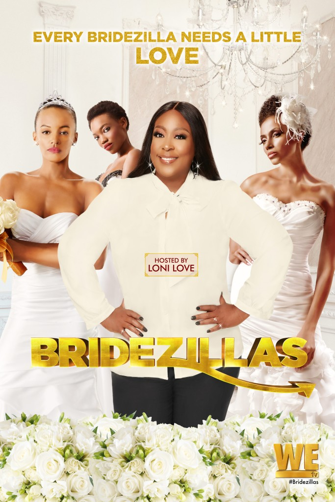 Bridezillas key art