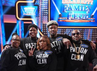 "ABC's ""Celebrity Family Feud"" - 2020"