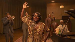 Ma Rainey's Black Bottom, Viola Davis, Chadwick Boseman, Netflix