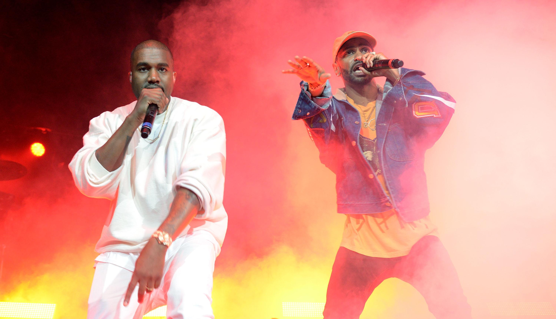 Big Sean & Kanye West Powerhouse