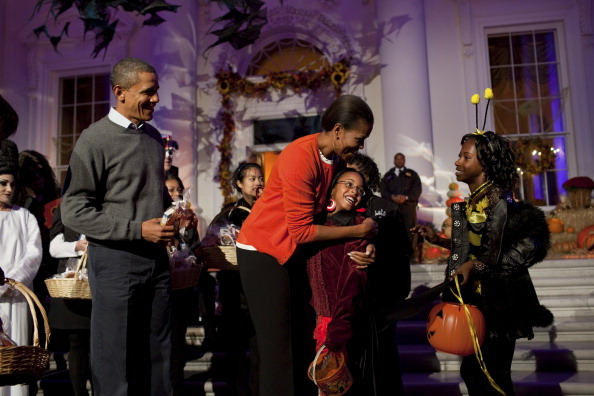 White House Pictures In Washington, United States On October 31, 2010-