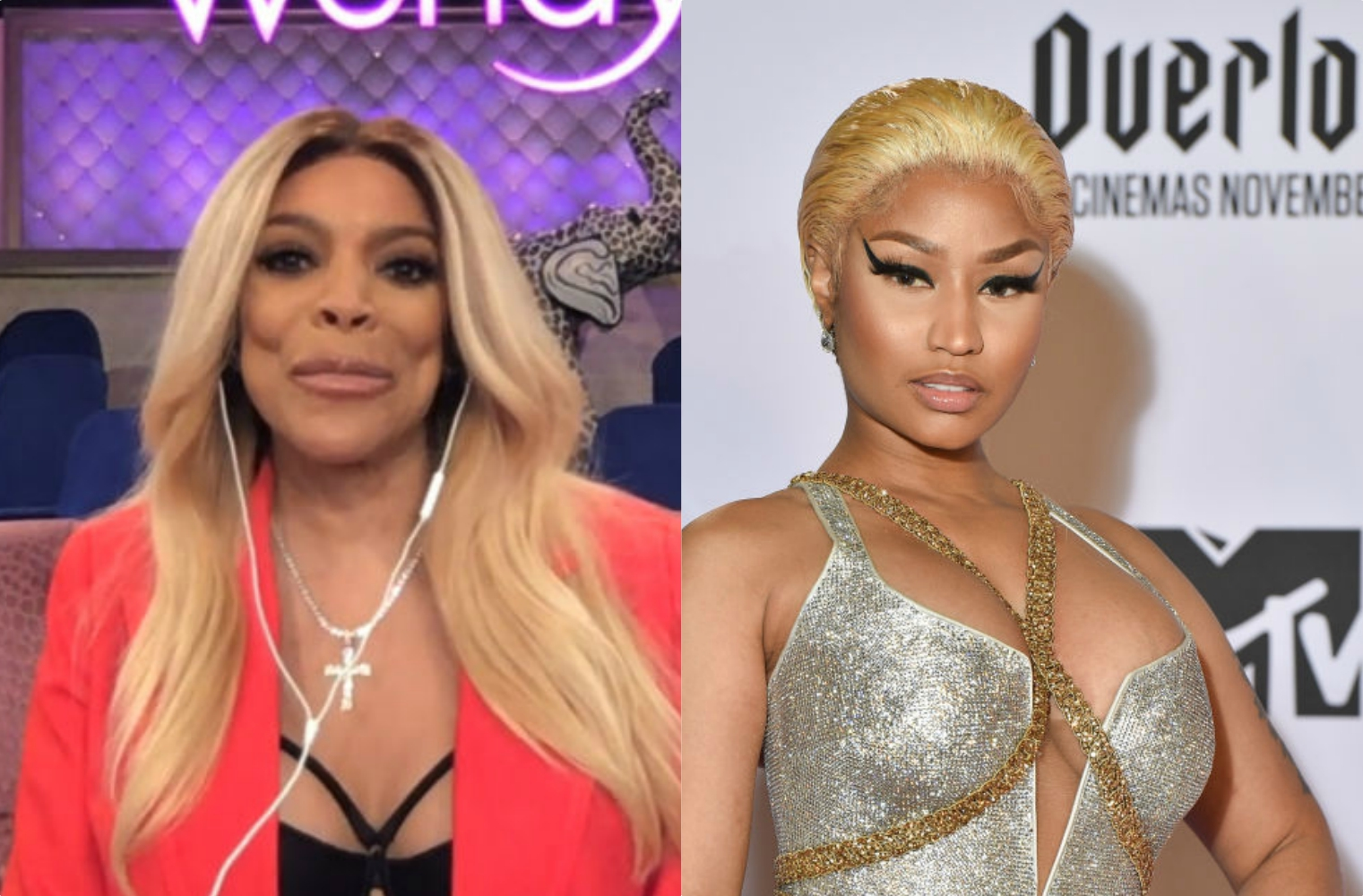 Wendy Williams Nicki minaj