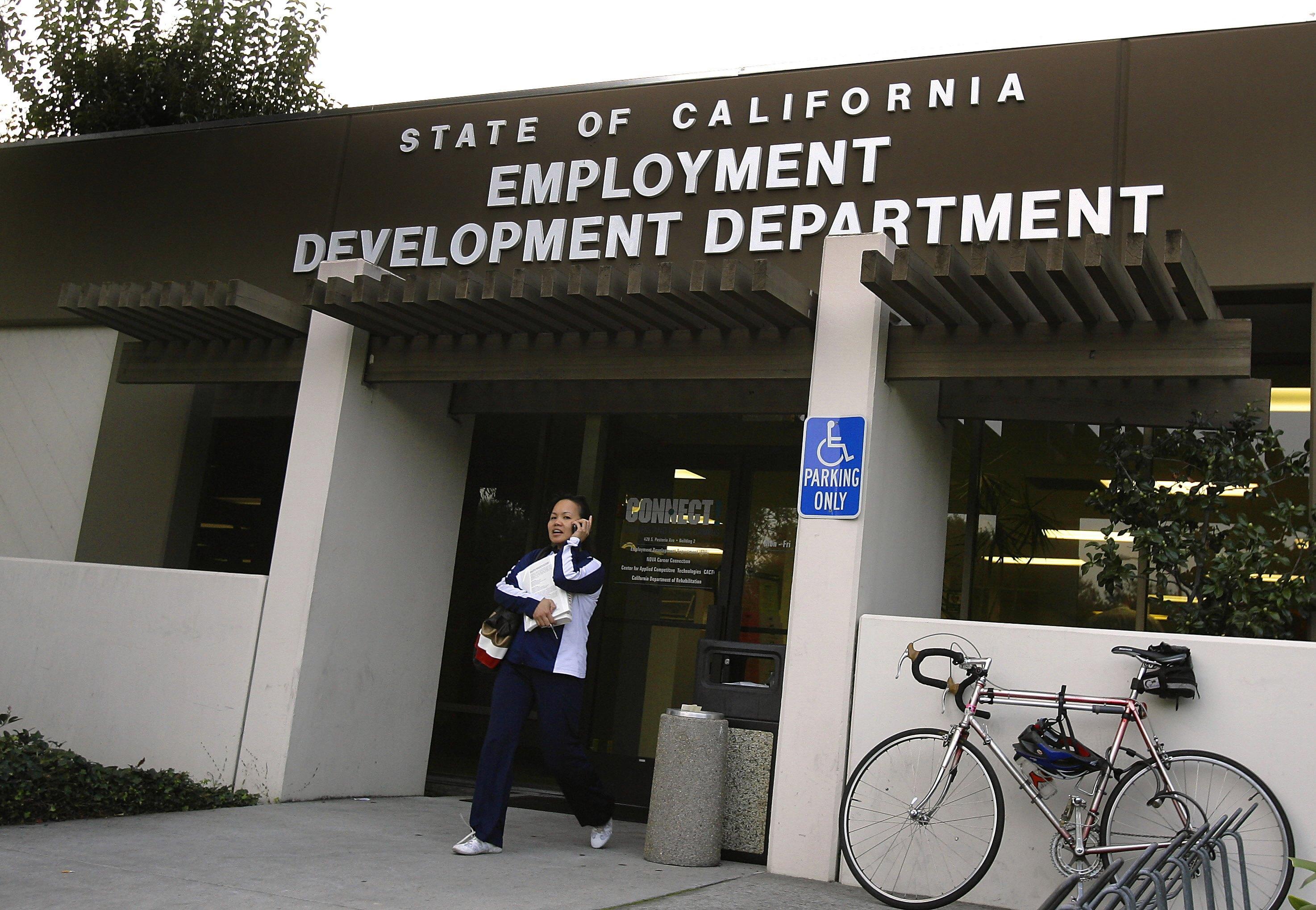 California EDD office
