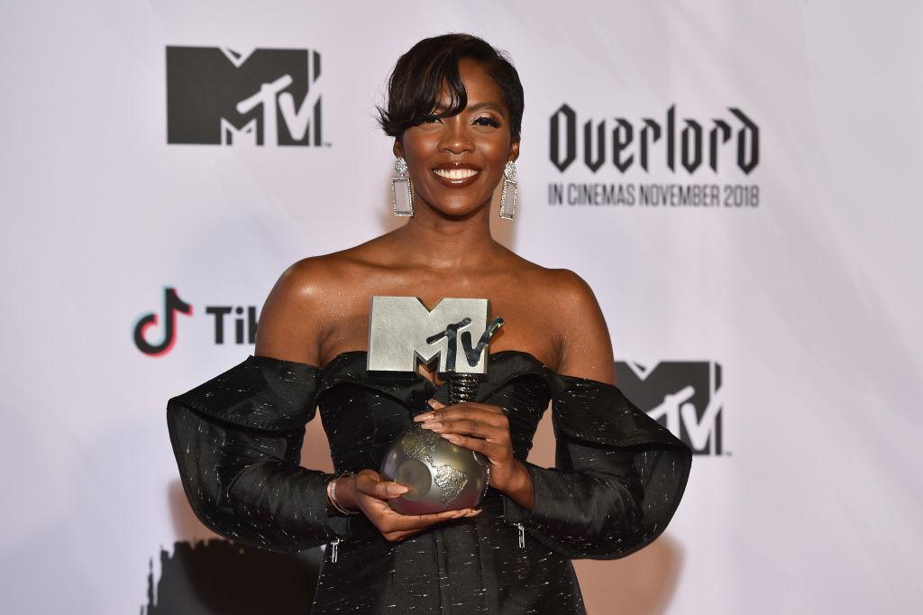 MTV EMAs 2018 - Winners Room