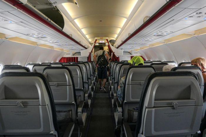 Flying During Coronavirus Pandemic In Greece