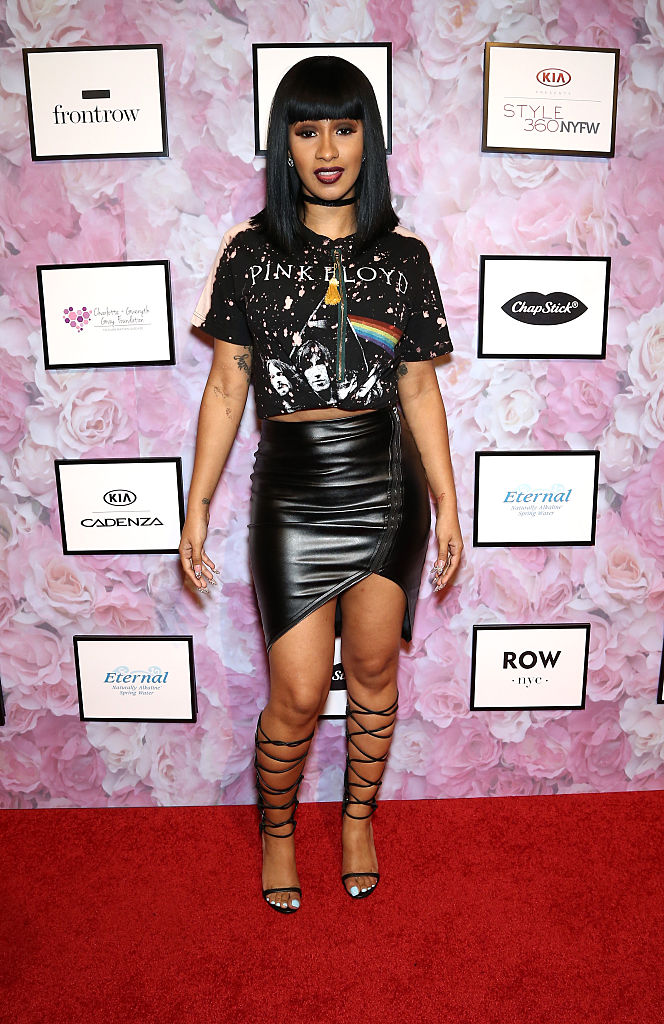 Kia STYLE360 Hosts Row A Seat 4 Collection SS17 by Frontrow NYFW