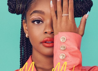 Marsai Martin Essence cover