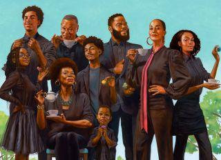 Black-ish Season 7 key art