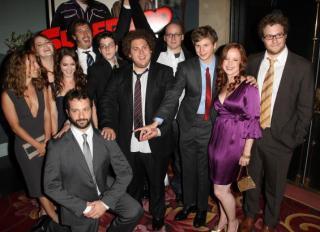 """Superbad"" Los Angeles Premiere - Red Carpet"