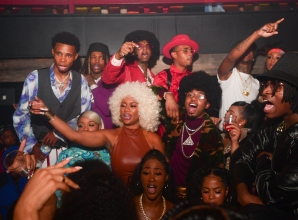 21 savage 70s themed birthday party