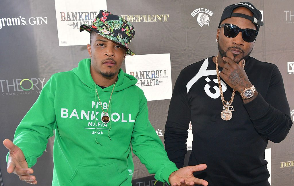 Bankroll Mafia Album Release Party Hosted By T.I.P.