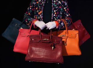 Bonhams' designer handbags and fashion sale - London