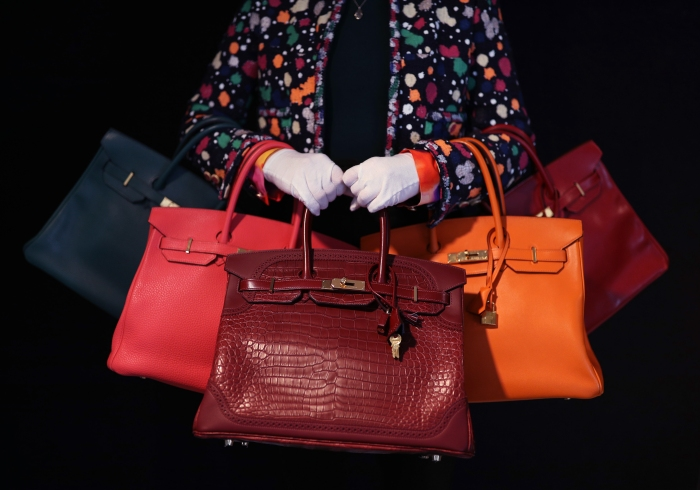 Bonhams' designer handbags and fashion sale - London