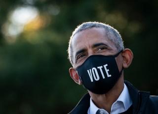 President Obama Election Trail