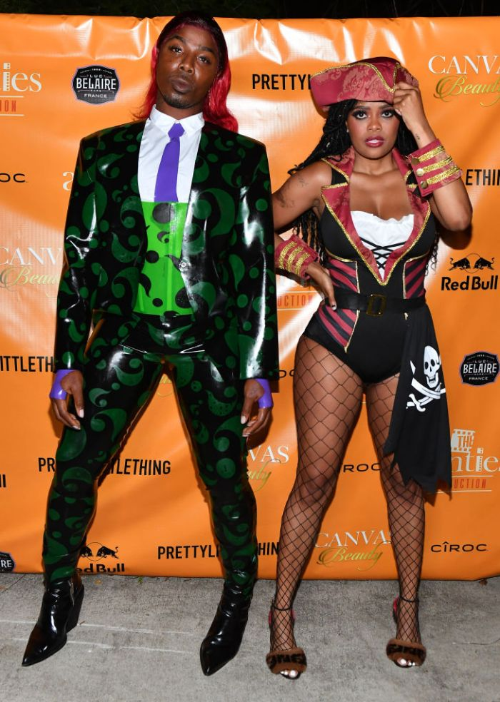 The Haunting Of Hopewell Hosted By Teyana Taylor, Iman Shumpert, Lori Harvey And Lala Anthony