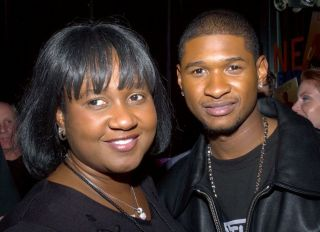 Usher DVD Release Party at Barcode