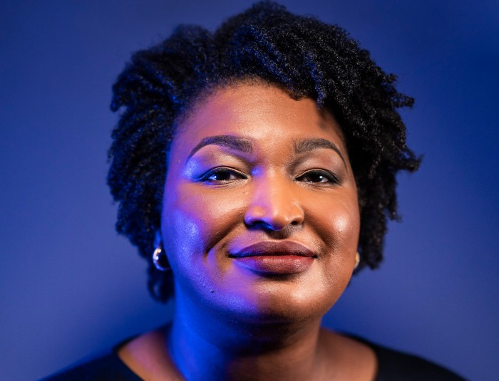 Stacey Abrams, Georgia Gubernatorial Candidate.
