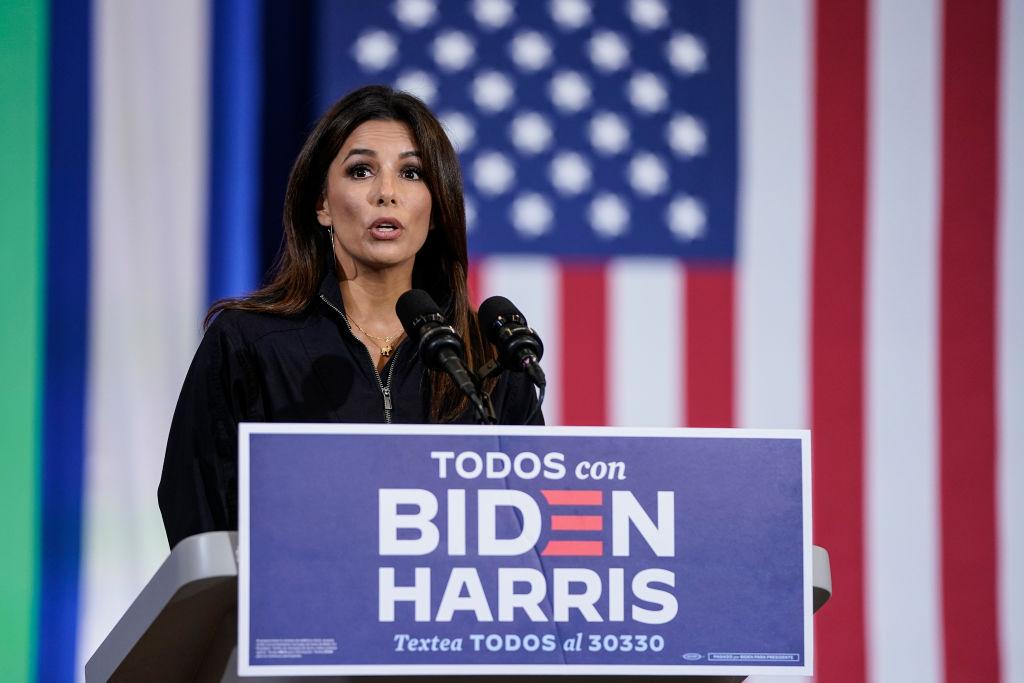 Presidential Candidate Joe Biden Attends Hispanic Heritage Event In Florida