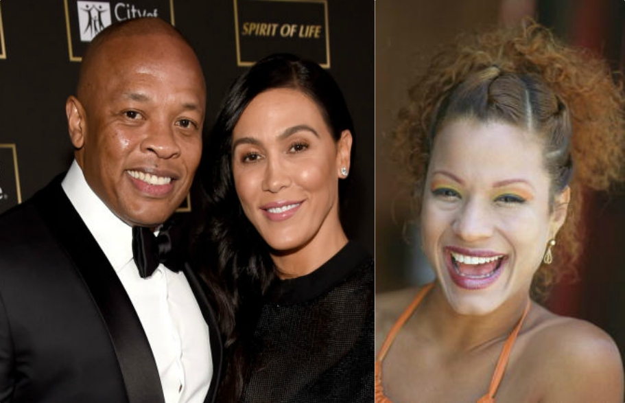 Crystal Sierra, Nicole Young, Dr. Dre