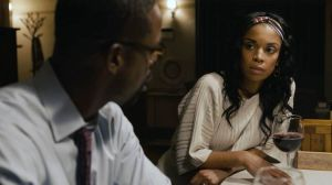 """""""This Is Us"""" Episode 503 """"Changes"""" still featuring Sterling K. Brown as Randall and Susan Kelechi Watson as Beth"""