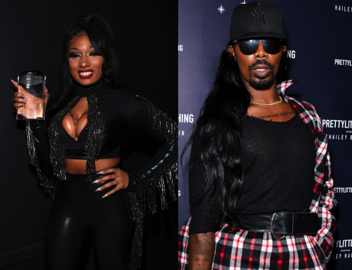 EJ King and Megan Thee Stallion