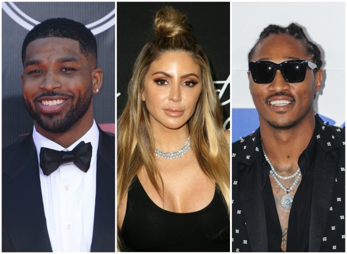 Larsa Pippen Tristan Thompson Future