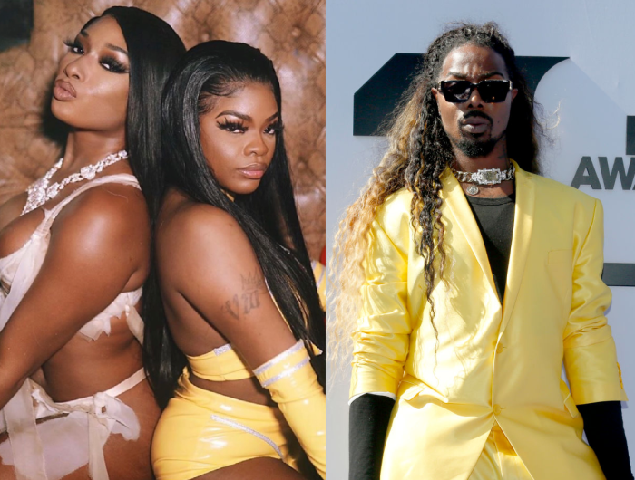 EJ King and Megan Thee Stallion, JT