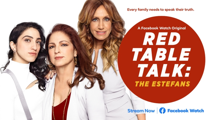 Red Table Talk The Estefans