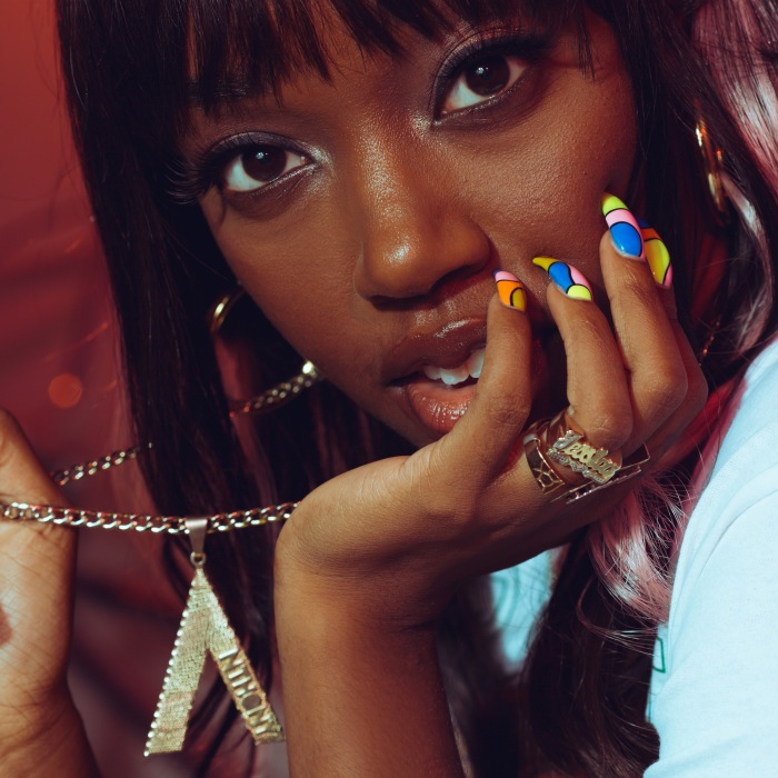 Olivia Anthony - Behind Her Label assets