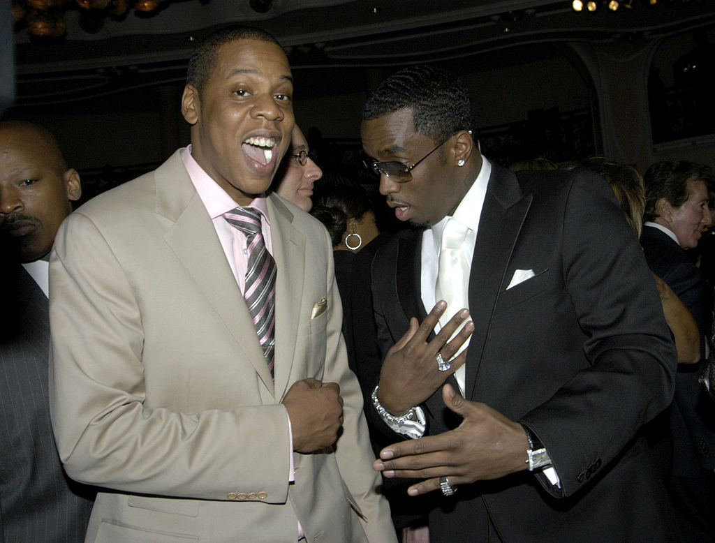 2004 Clive Davis Pre-Grammy Party - Backstage and Audience