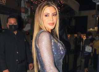 Celebrity Sightings In Los Angeles - August 12, 2020