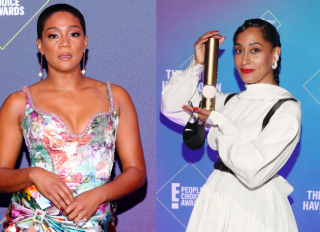 Tiffany Haddish, Tracee Ellis Ross