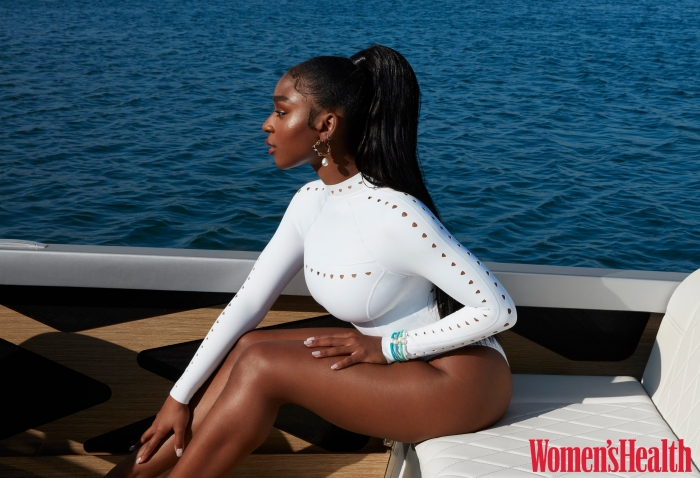Normani covers December issue of Women's Health Magazine