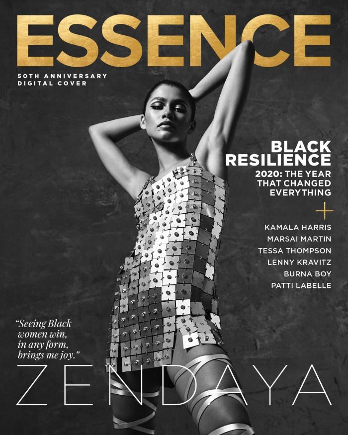 Zendaya for ESSENCE
