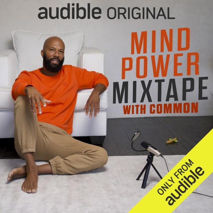 Common Mind Power Mixtape key art