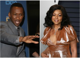 Mahershala Ali and Taraji P. Henson