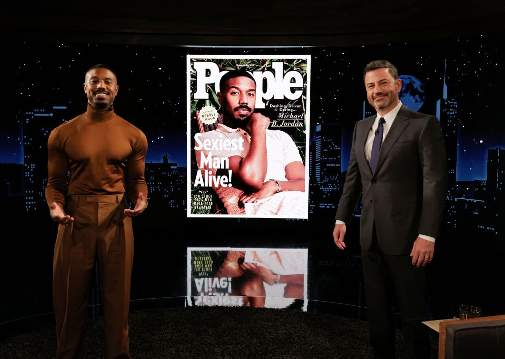 "ABC's ""Jimmy Kimmel Live"" - Season 19"