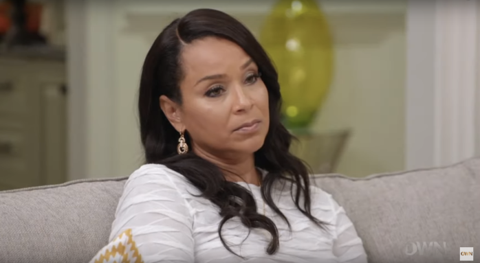 Lisa Raye McCoy on Iyanla, Fix My Life