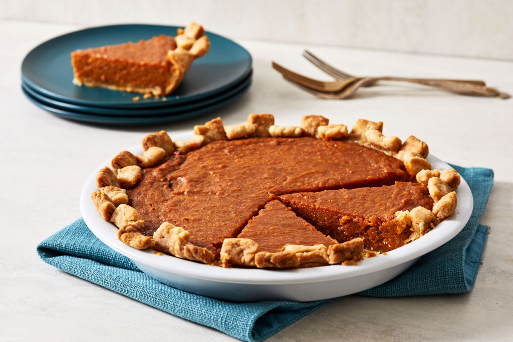 food- Patti LaBelle sweet potato pie