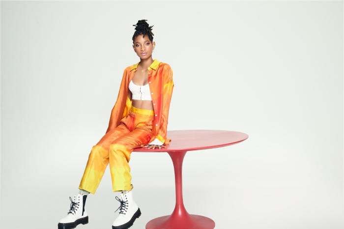 Willow Smith Red Table Talk