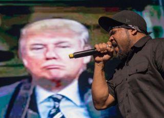Ice Cube In Concert - Austin, TX