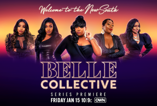 Belle Collective Key ARt