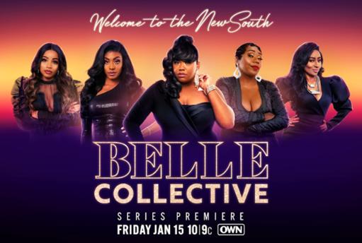 Belle Collective Key ARt