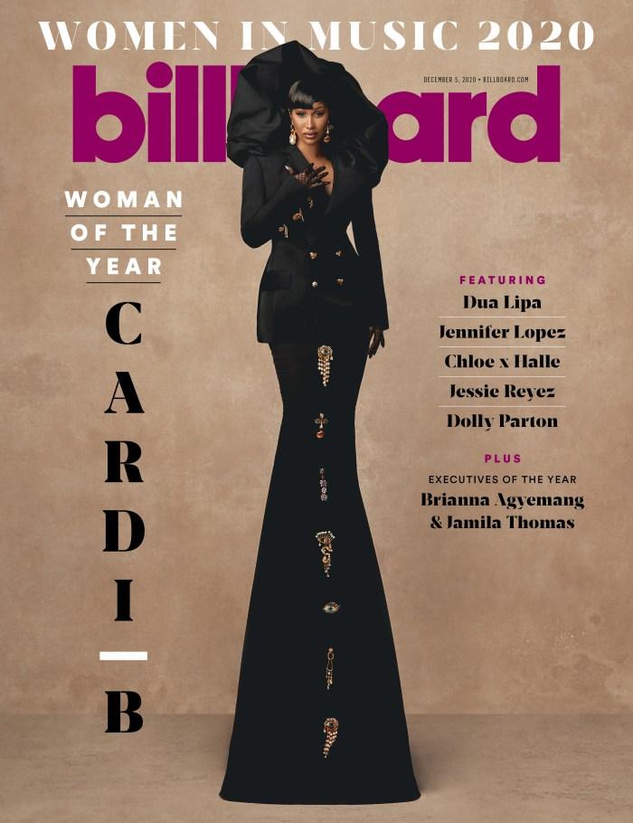Cardi B x Billboard