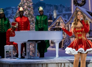 Mariah Carey Christmas Special