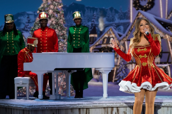 Get Ready For Mariah Carey's Magical Christmas Special On Apple TV+ - Black  Movie Star